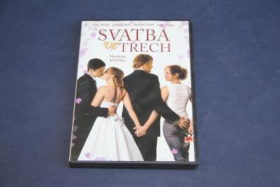 DVD Svatba ve třech  V POPISU