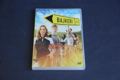 DVD Bajkeři   V POPISU