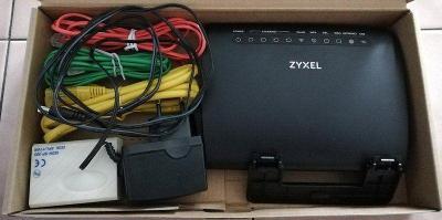 VDSL/3G wifi N modem ZyXEL VMG3312-T20A s WAN a USB, záruka 1 měsíc