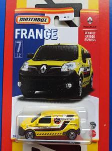 Renault Kangoo Express France MB 7/12 Matchbox