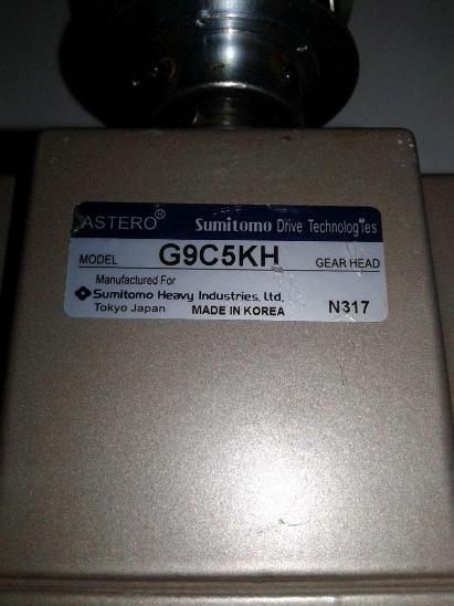 DC motor s převodovkou ASTERO - Průmysl