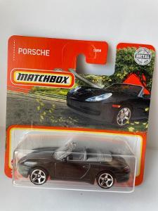 MATCHBOX  54/100 PORSCHE 911 CARRERA CABRIOLET