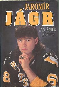 Jaromír Jágr - Vlastní životopis - Jan Šmíd - 1995