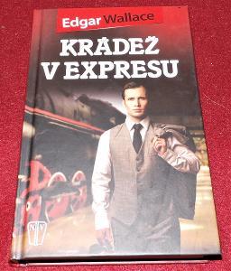 Krádež v expresu / Edgar Wallace