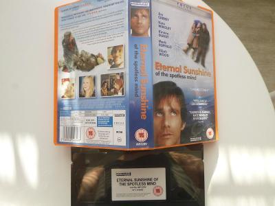 Eternal Sunshine Of The Spotless Mind /Jim Carrey Kate Winslet/původní
