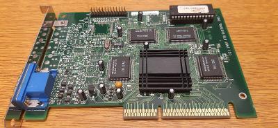 RETRO HW - Grafická karta STB NVIDIA Riva 128, 4MB, AGP