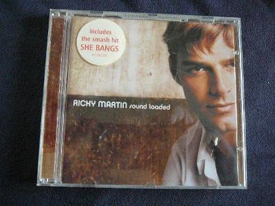 RICKY MARTIN - SOUND LOADED...JAKO NOVÉ