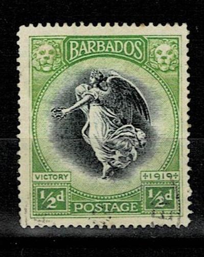 Britské kolonie - Barbados 1920 - Mi 111(*)- Nr10.