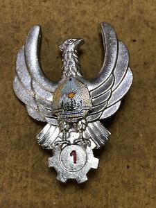 Rad medaile Odznak Rumunsko