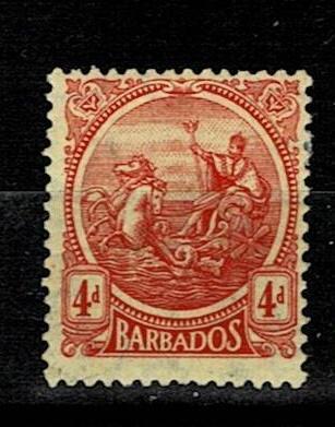 Britské kolonie - Barbados 1921 - Mi 128 * - Nr10.