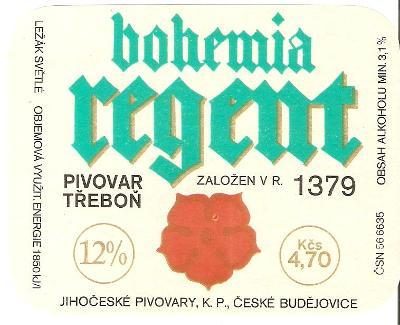 PE pivovar Třeboň