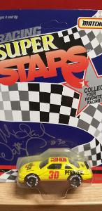 MATCHBOX SUPER STARS ´´ #30 PONTIAC GRAND PRIX ´´ NASCAR