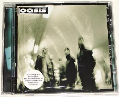 CD Oasis - Heathen Chemistry