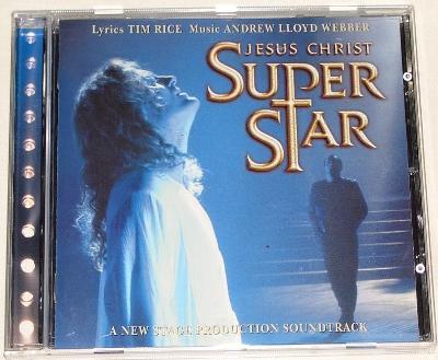 CD Jesus Christ Super Star - Tim Rice, Andrew Lloyd Weber  2000