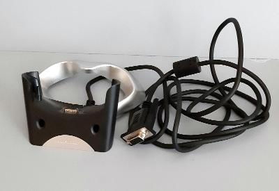 Compaq - nabíjecí stojan - základna - ke kapesnímu PC iPAQ H3600