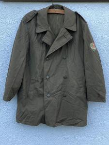 Pohraniční stráž služební plášť vz. 70