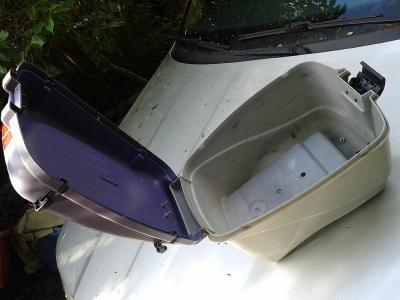 kolo box na nosič  -viz foto