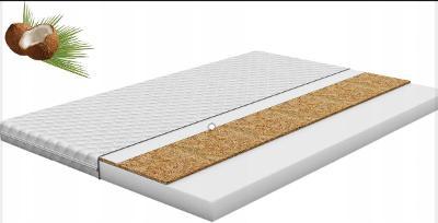 Špičková matrace COCONUT FOAM 140x200 DOPRAVA ZDARMA