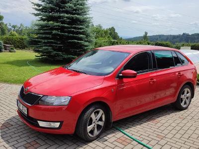 Prodám Škoda Rapid Spaceback 1,2 TSI 77 kW Fresh Ambition