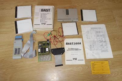 Prototypova deska s mikroradicem BAST