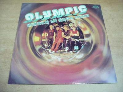 LP OLYMPIC / Hidden in Your Mind (Artia)