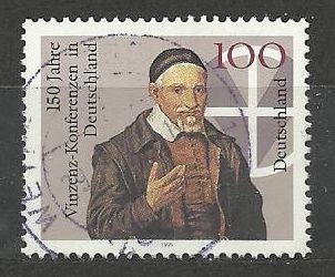 Německo razítkované, rok 1995, Mi.1793