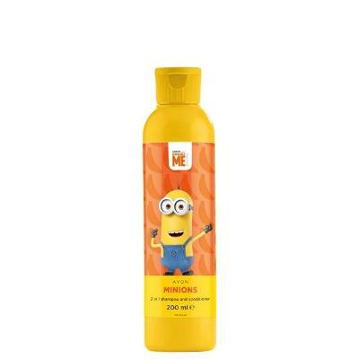Šampon a kondicionér Mimoni 2 v 1