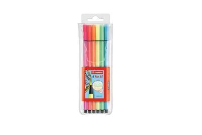 STABILO Pen 68 neon 6 ks