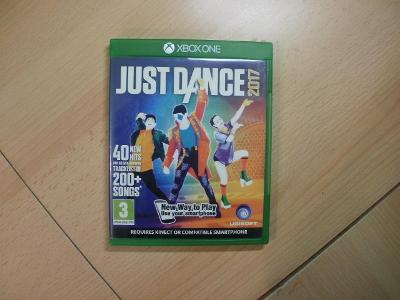Kinect hra na XBox ONE - Kinect - Just Dance 2017 - Český manuál