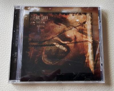 FINAL DAWN – Under The Bleeding Sky - 1 PRESS 2004 - NOVÉ