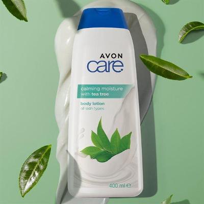 Zklidňující hydratační tělové mléko s čajovníkem