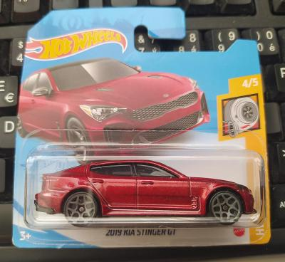 Kia Stinger GT 2019 - Hot Wheels