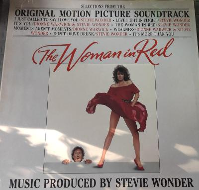 LP - THE WOMEN IN RED