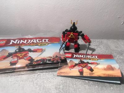 Lego 30533 ninjago samuraj x