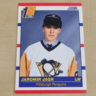 Jagr Jaromír Rookie Top stav!