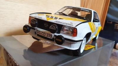 Opel Ascona 400 rally 1:18