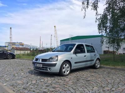 Renault Clio 1.5dCi, klimatizace, diesel