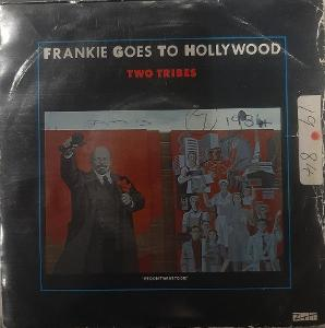 """FRANKIE GOES TO HOLLYWOOD - TWO TRIBES 7""""SP"""