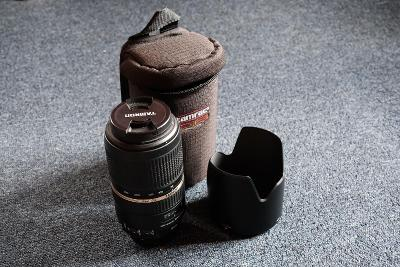 Tamron SP AF 70-300 mm f/4,0-5,6 Di VC USD pro Canon EF