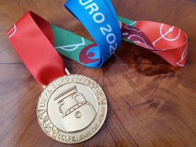 Uefa Euro 2020 zlatá medaile