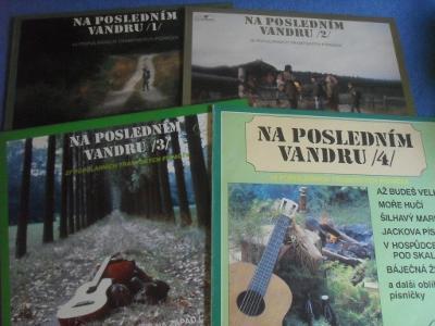 LP Na Posledním Vandru 4 LP