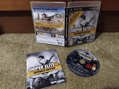 Sniper Elite III Ultimate Edition PS3 / Playstation 3