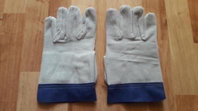 Antivibrační kožené rukavice Vel.10 Balení 10 párů