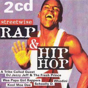 RAP & HIP HOP - Streetwise BEST - (1998) - 2xCD .... JAKO NOVÉ !!