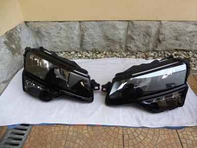 Škoda karoq,přední světlo, 57B941015A,016A