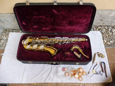 Tenor saxofon AMATI Classic SUPER/KUFR