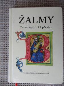 Bogner Václav (překlad) - Žalmy český katolický překlad