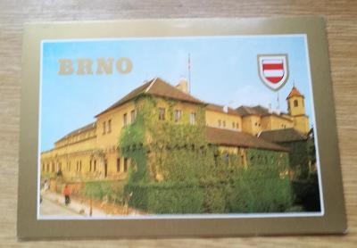 Pohled  Brno