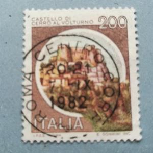 Známka -  Italie
