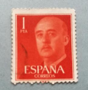 Známka - Španělsko